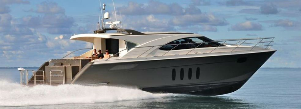 Pachoud Motor Yachts New Zealand Voodoo 18m